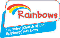 logo for rainbows